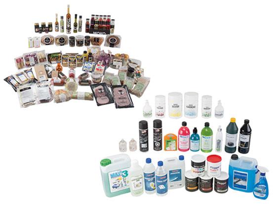 Grafiket produkter